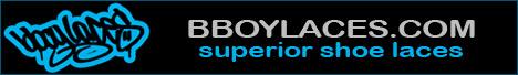 BBoy Laces